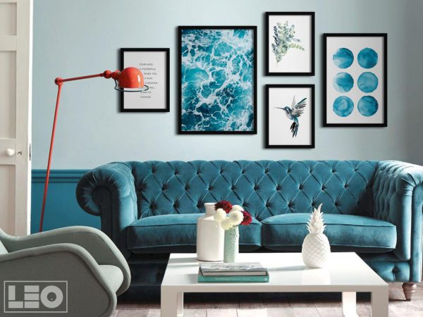 Tranh treo tường canvas đẹp - mockup 108