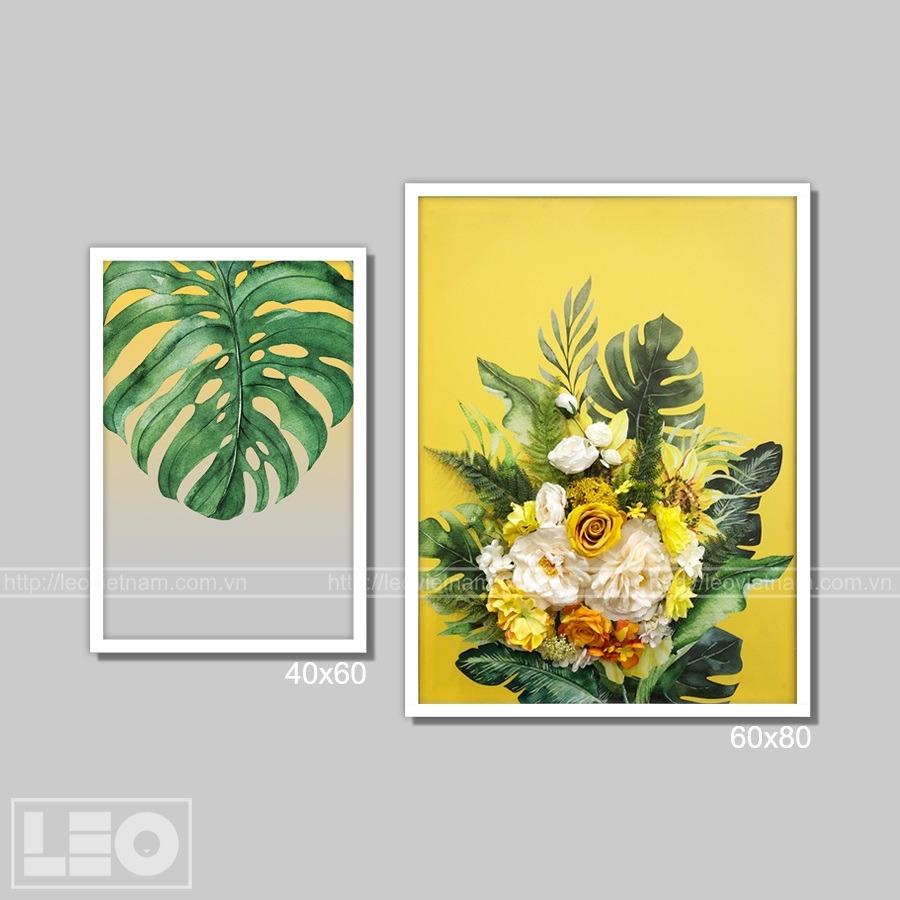 Yellow Blooms Mini Set 2