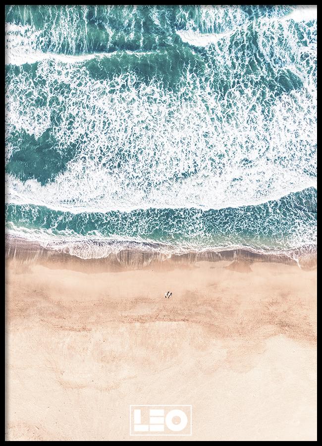 Tranh lẻ canvas BLUE BEACH