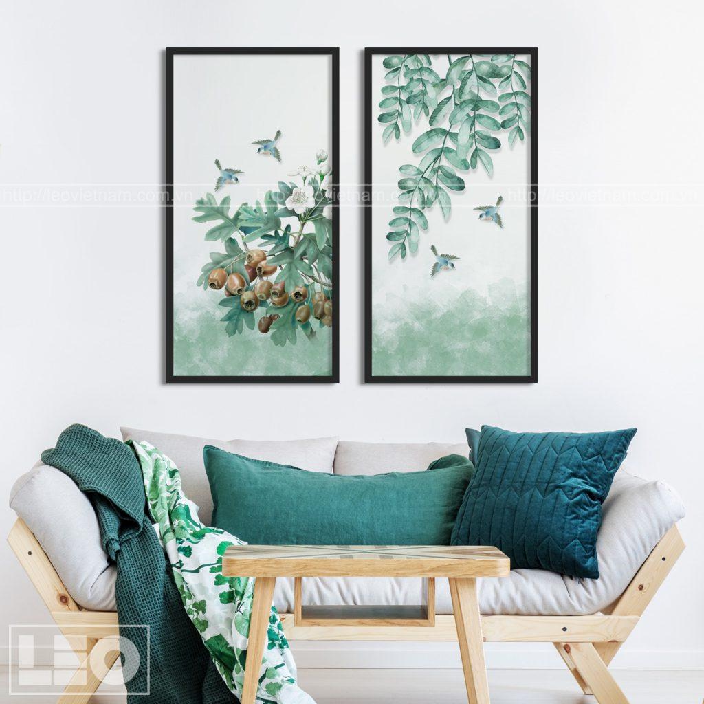 Tranh canvas lấy ngay - LEO Việt Nam