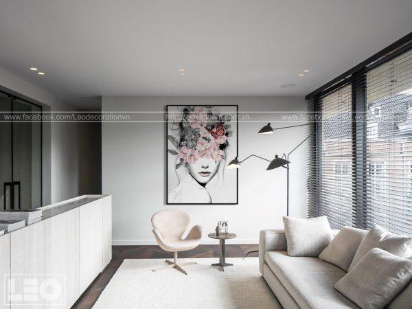 Tranh treo tường trang trí spa đẹp