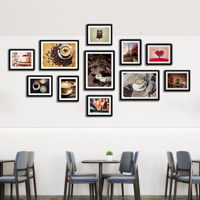 tranh canvas treo quán cafe đẹp 2019