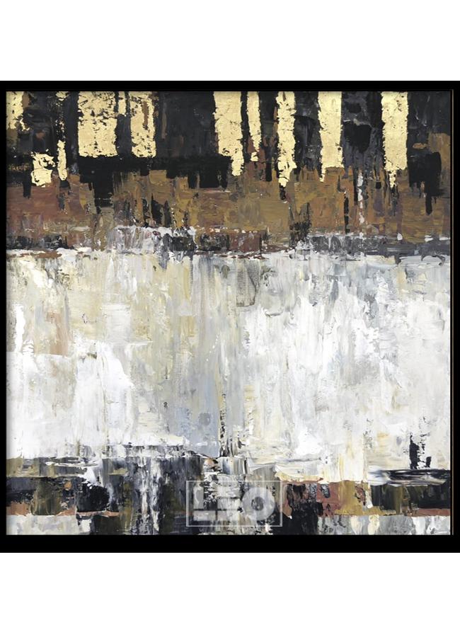 Tranh sơn dầu Abstract No10