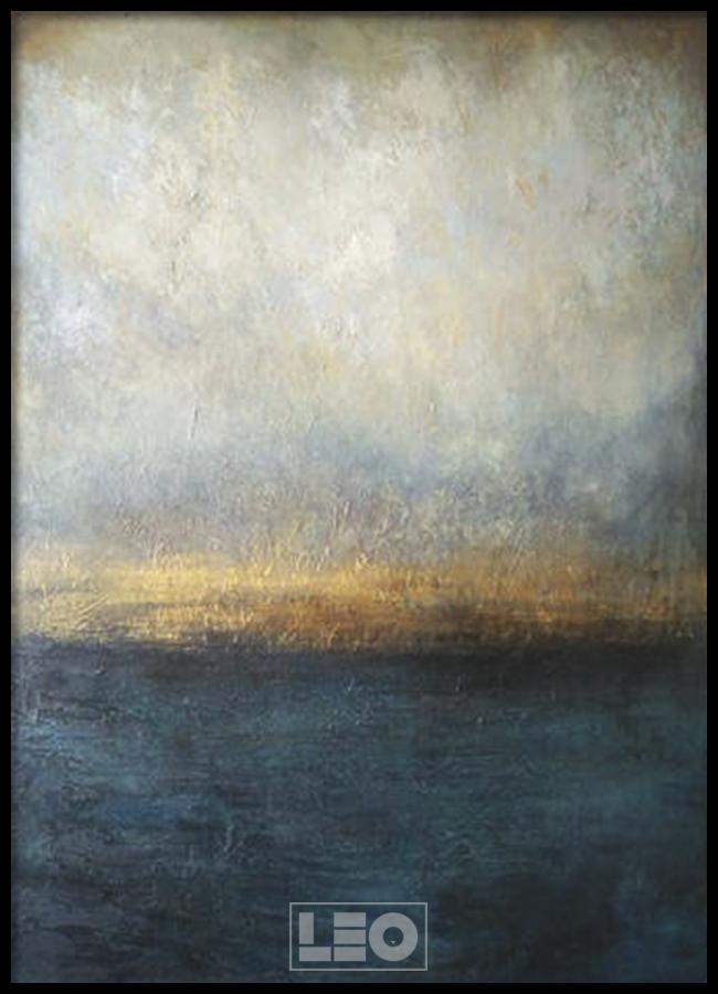 Tranh sơn dầu Abstract No4