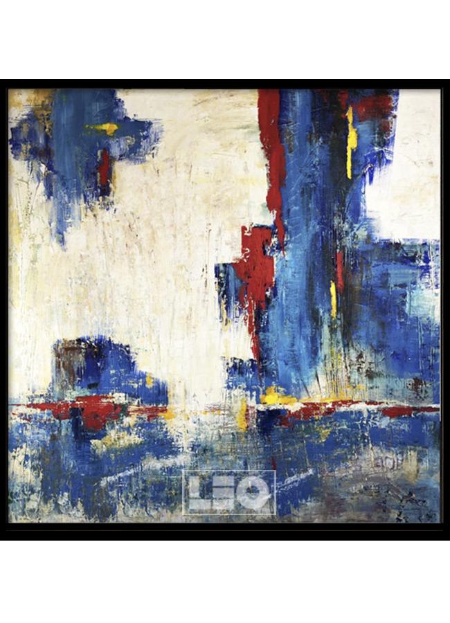Tranh sơn dầu Abstract No6
