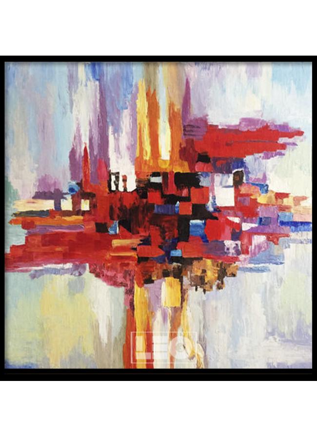 Tranh sơn dầu Abstract No7