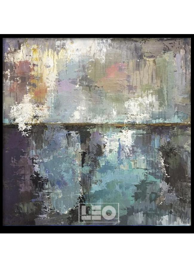 Tranh sơn dầu Abstract No11