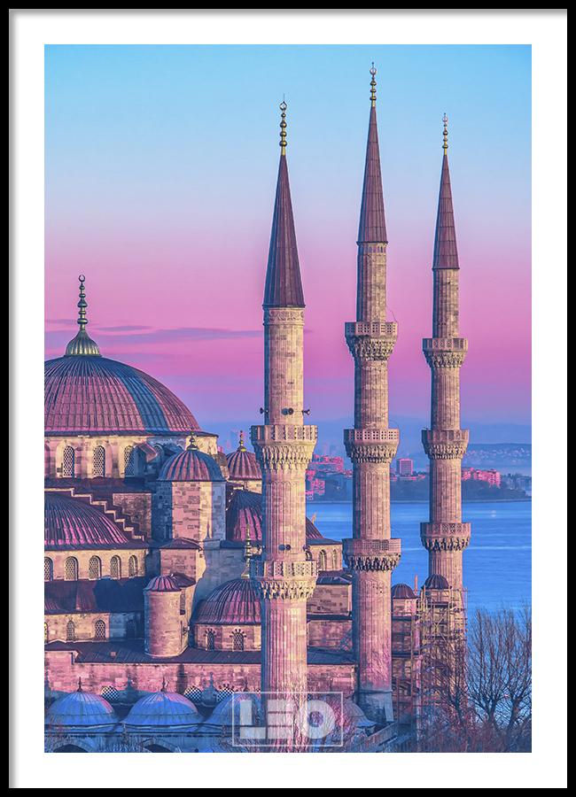 Tranh lẻ Canvas City 10