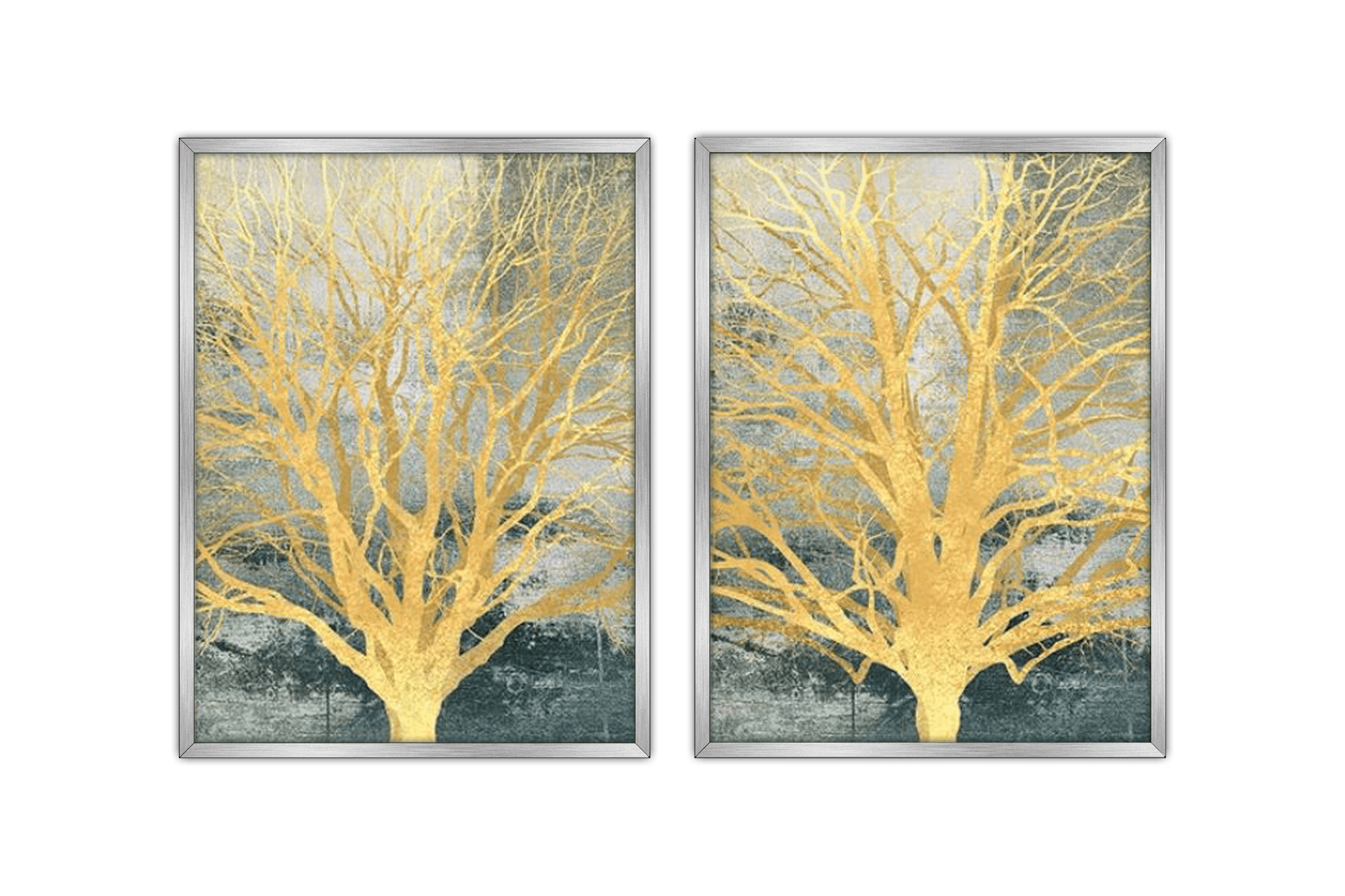 Gold Art Tree