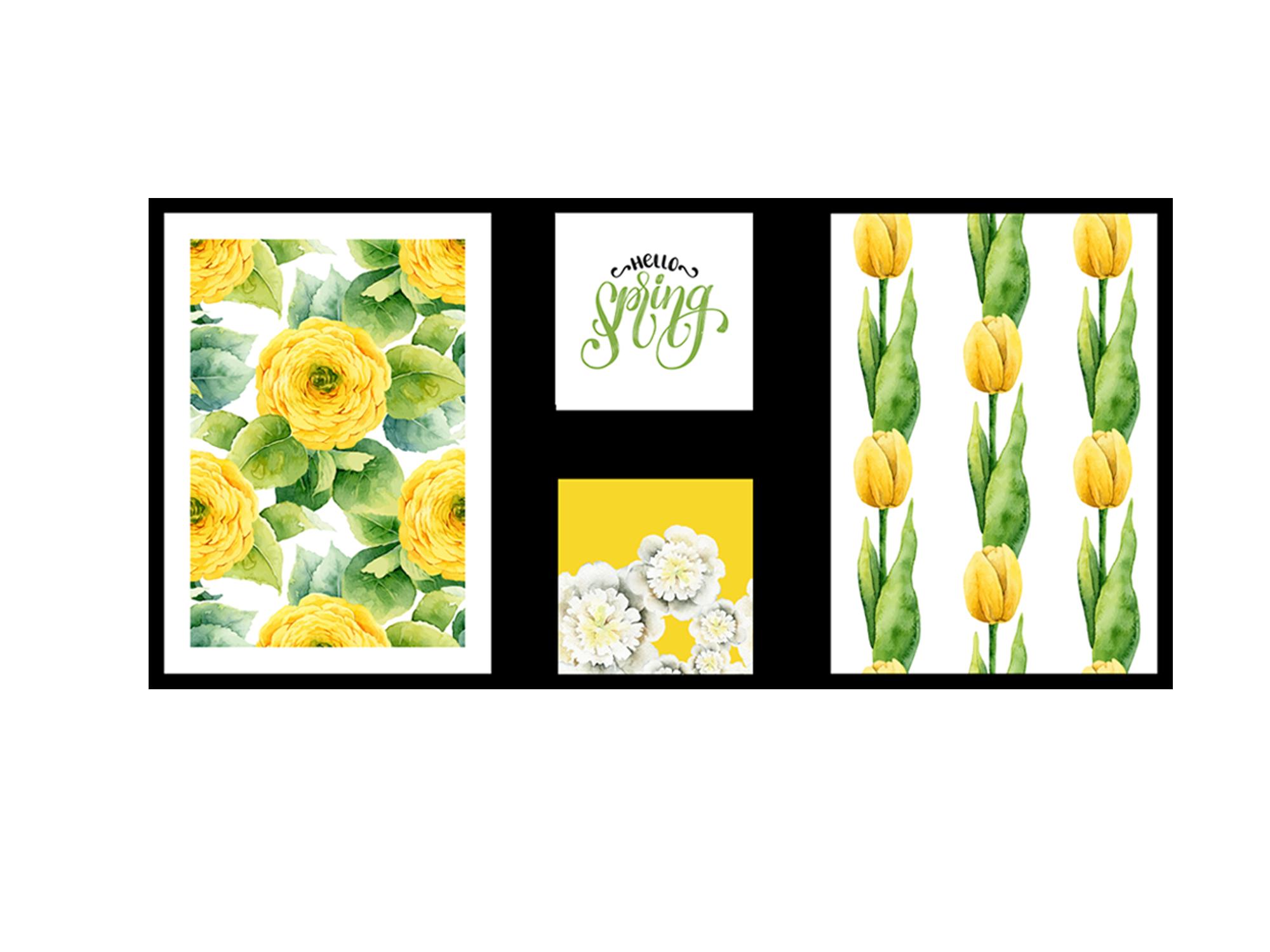 0290 Tulip Vàng